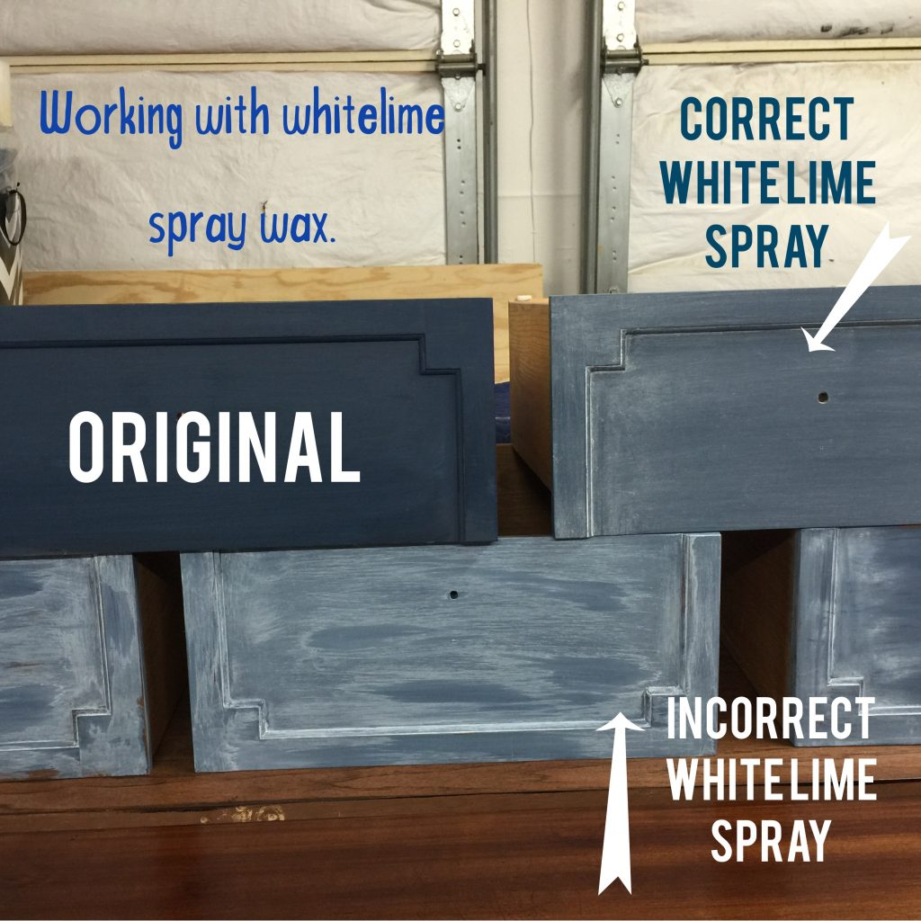 White Lime Spray Wax | Tracey's Fancy