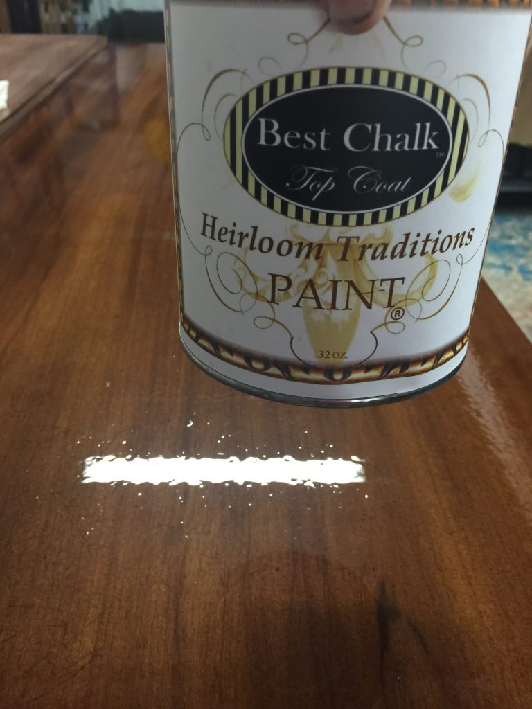 White Lime Spray Wax Tutorial Best Top Coat | Tracey's Fancy