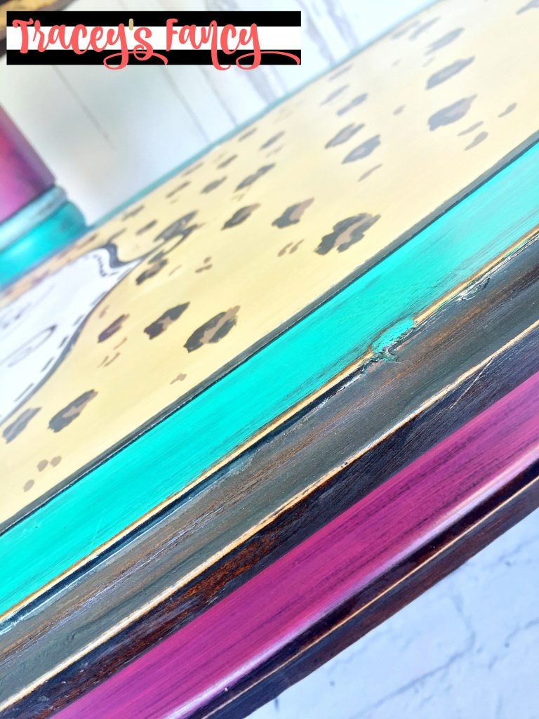 Jack & Coffee Funky Art Furniture Table Top | Tracey's Fancy