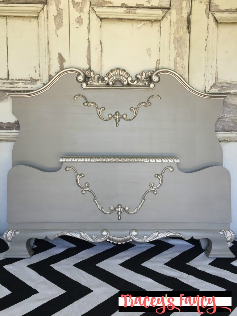Elegant Old Hollywood Bed