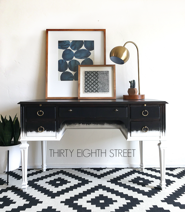 Black and White Furniture Ideas - Thirty Eighth Street