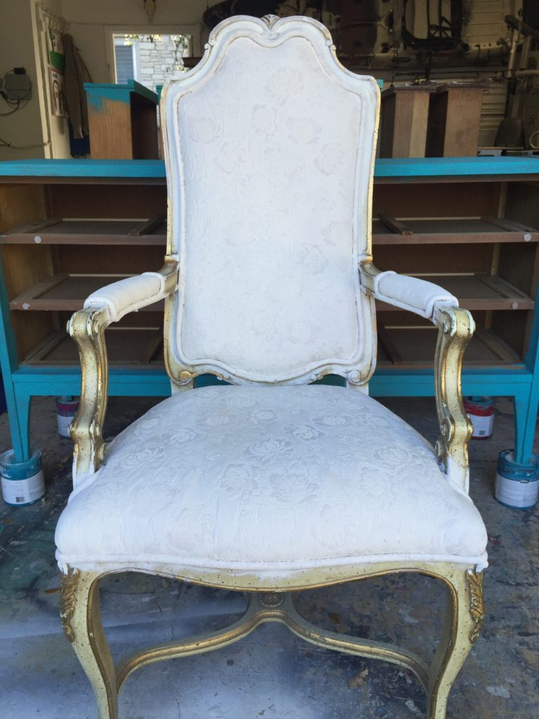 Mermaid Chair with FAB | Tracey's Fancy