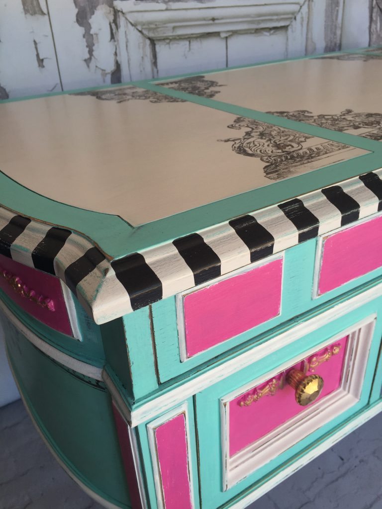 Glam Desk: Whimsy Meets Glamour