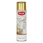 GOLD METALLIC SPRAY PAINT