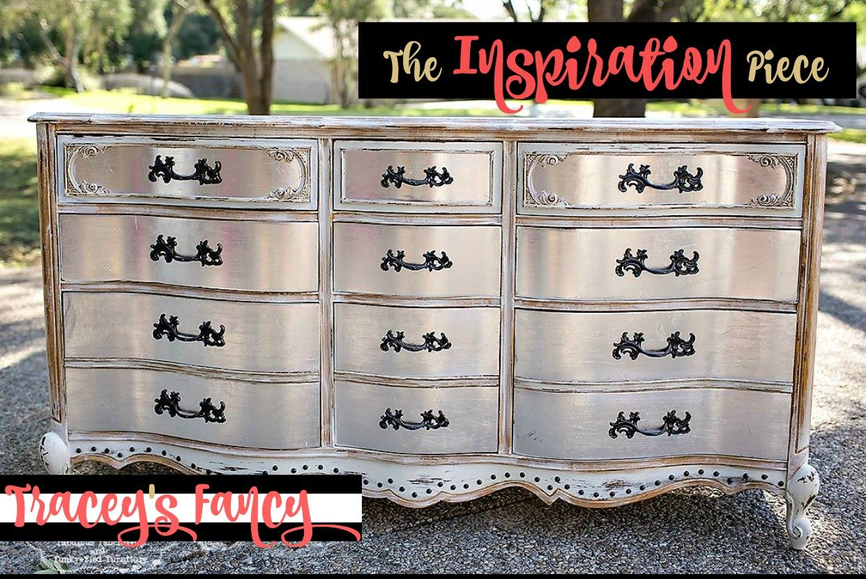 dresser verses paint silver stunning technique metallic hymns and easy