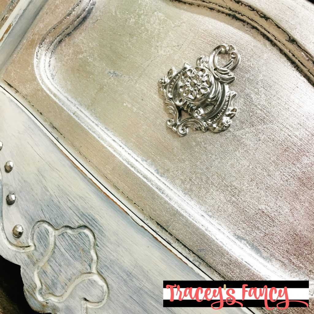 Pin it: Metallic Silver Dresser Handles | Tracey's Fancy