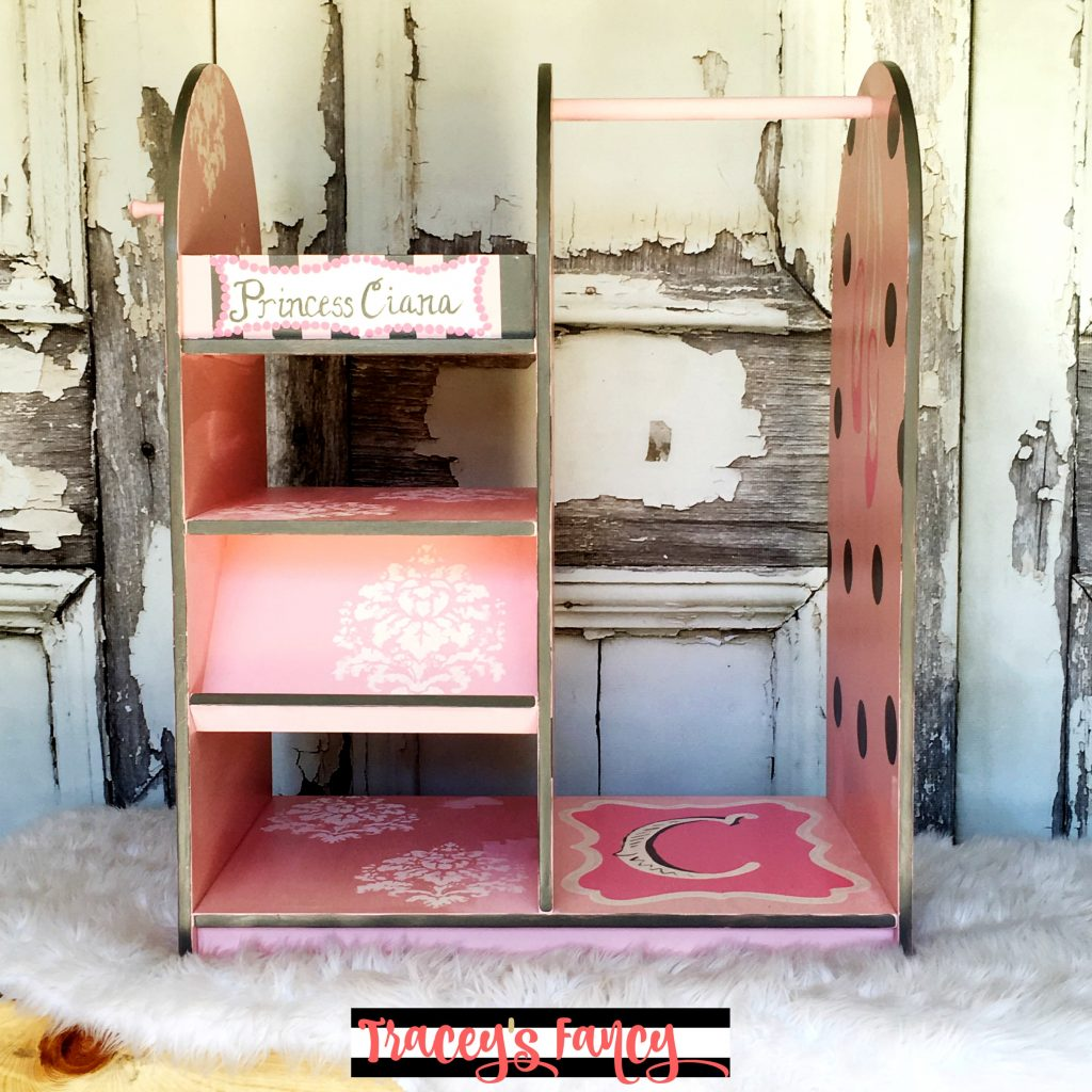 Tutu Dress Up Wardrobe | Dress Up Storage | Tracey's Fancy