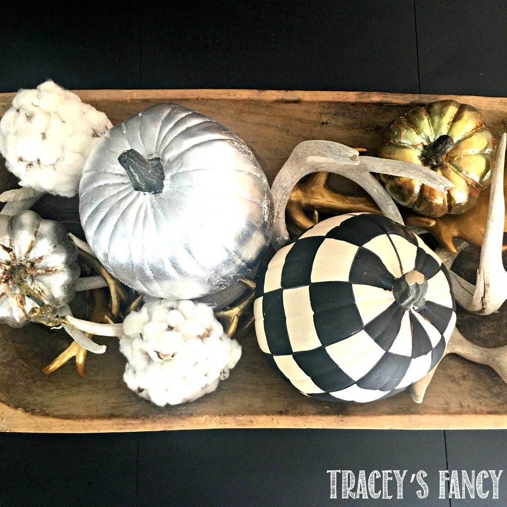 Upscale Farmhouse Pumpkins