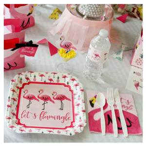 Flamingo Party Decor - Tracey's Fancy