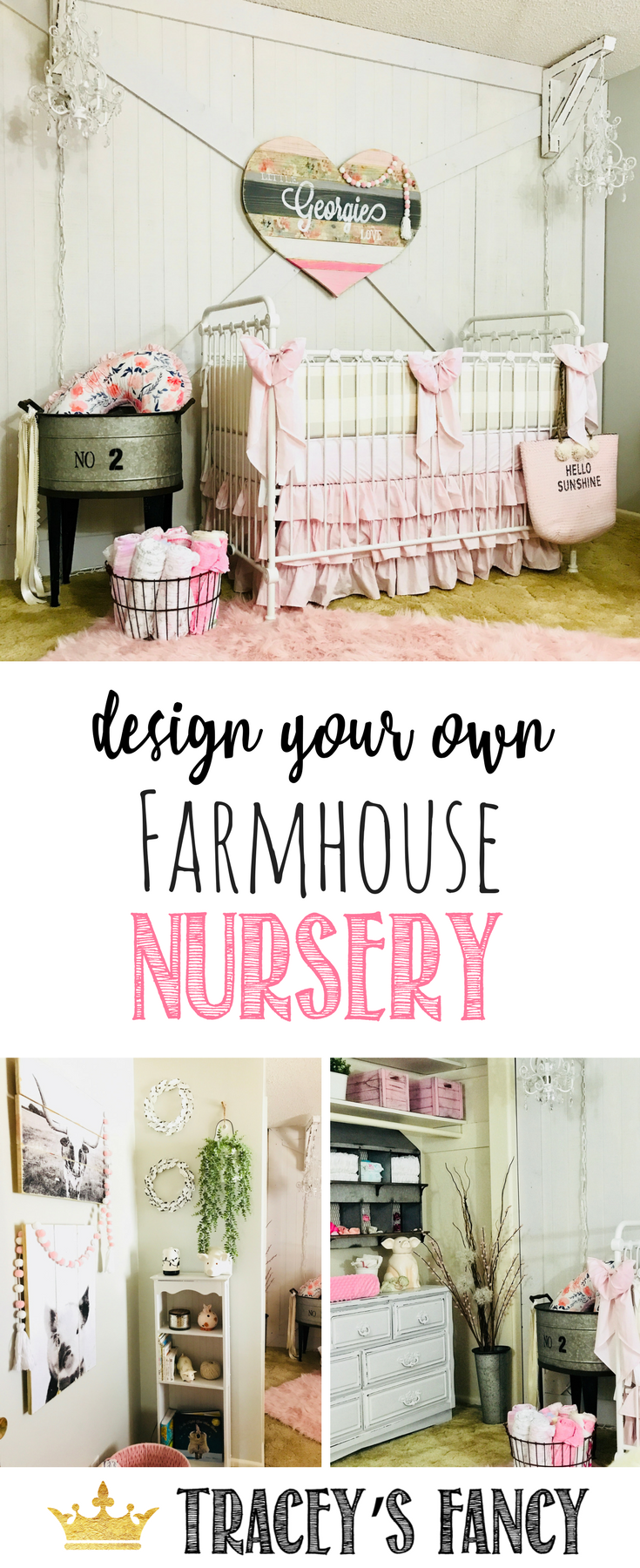 Design Your Own Farmhouse Nursery By Tracey S Fancy