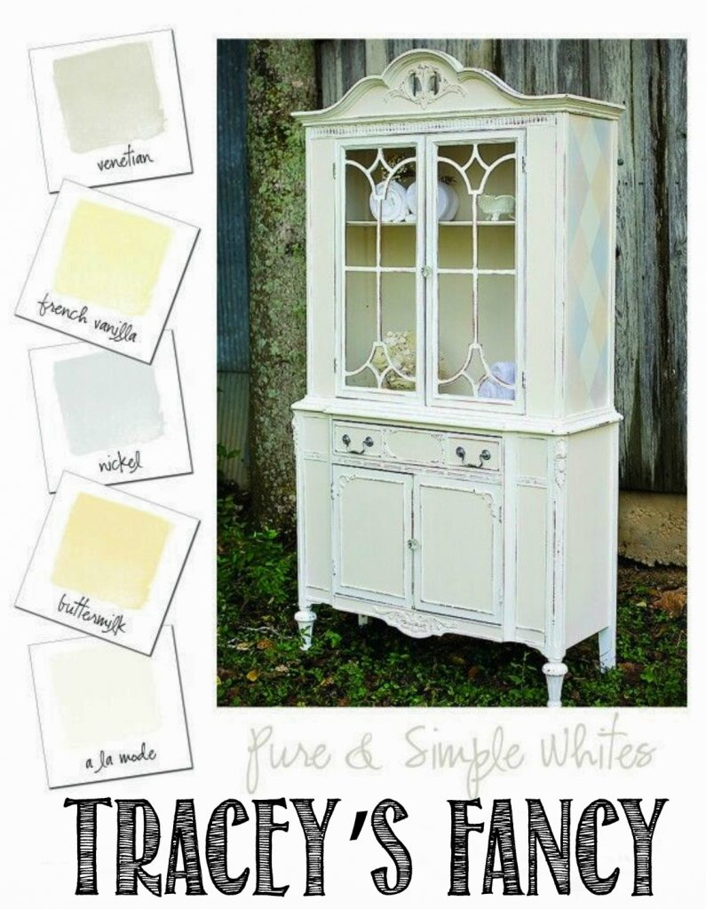 Farmhouse Hutch Color Card