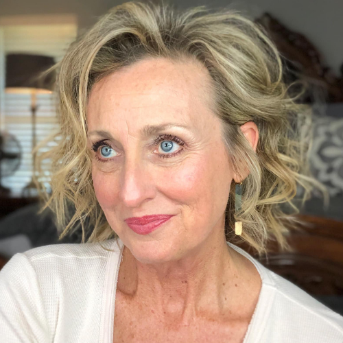 Sassy sexy hair with L'Ange hair care products