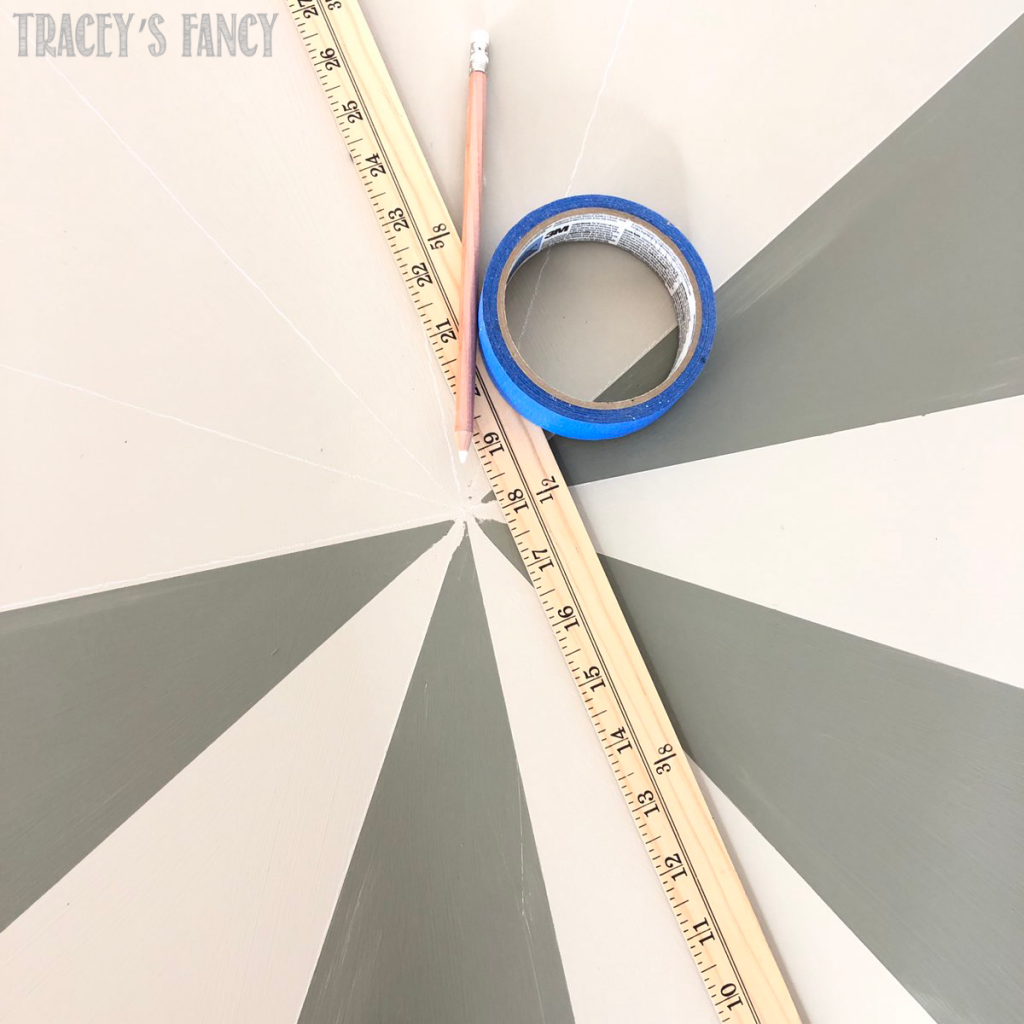 neutral whimsy pinwheel by Traceys Fancy