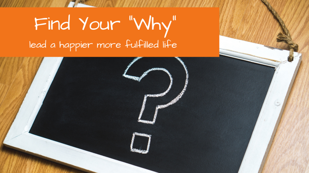 Find your why by FitFiftyandFearless.com