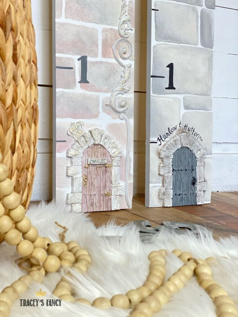 castle growth charts by Tracey's Fancy